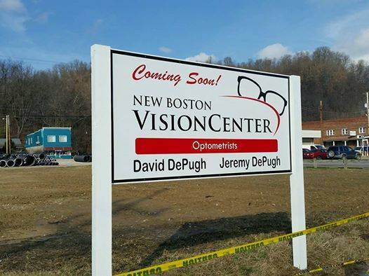 New Boston Vision Center!
